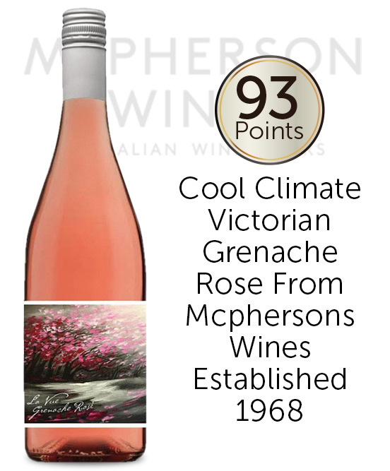 McPherson La Vue Victorian Grenache Rose 2020
