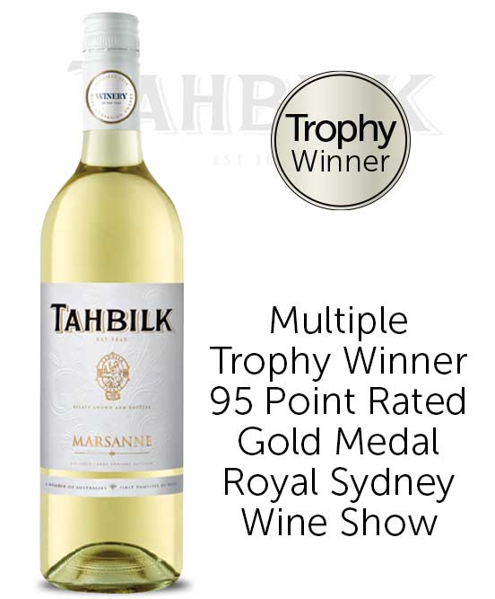Tahbilk Estate Marsanne 2020