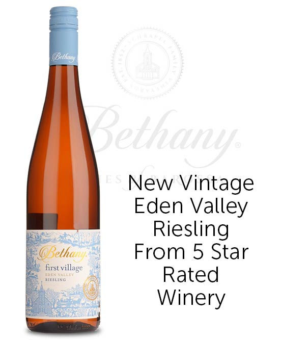 Bethany First Village Eden Valley Riesling 2021