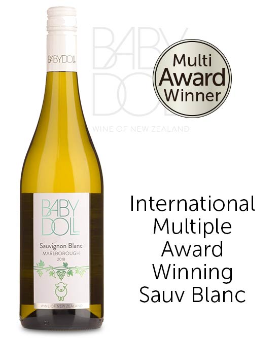 Baby Doll Marlborough Sauvignon Blanc 2019