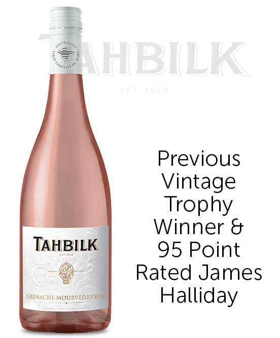 Tahbilk Grenache Mourvedre Rose 2020