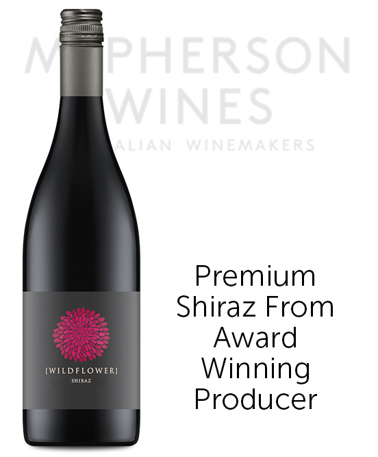 McPherson Wildflower Shiraz 2018