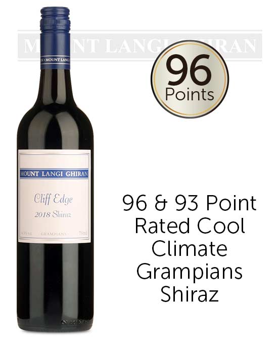 Mount Langi Ghiran Cliff Edge Shiraz 2018