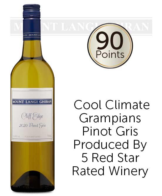 Mount Langi Ghiran Cliff Edge Pinot Gris 2020