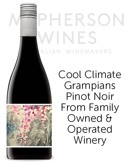 McPherson La Vue Grampians Pinot Noir 2019