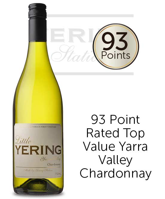 Yering Station Little Yering Yarra Valley Chardonnay 2019