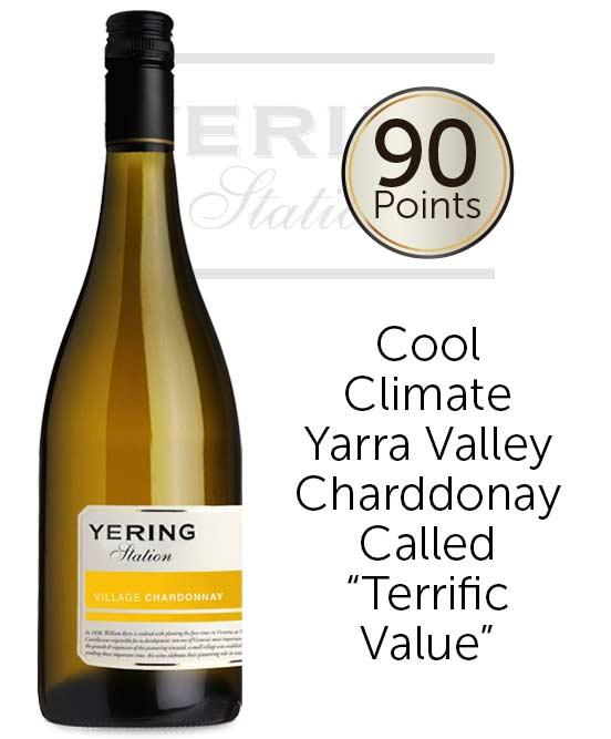 Yering Station Village Yarra Valley Chardonnay 2018