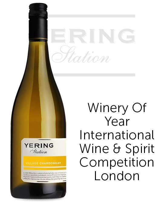 Yering Station Village Yarra Valley Chardonnay 2019