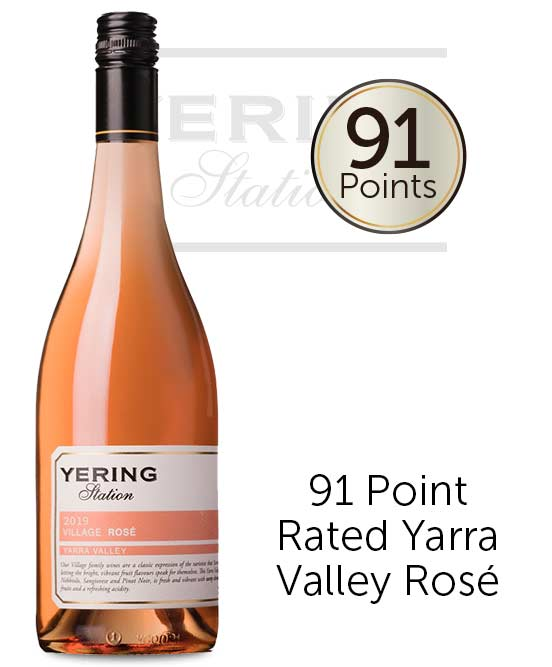 Yering Station Village Yarra Valley Rose 2019