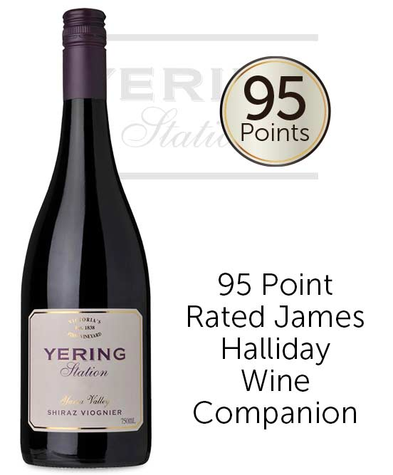 Yering Station Yarra Valley Shiraz Viogner 2018
