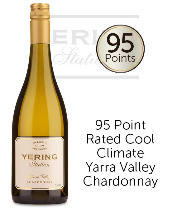 Yering Station Yarra Valley Chardonnay 2018