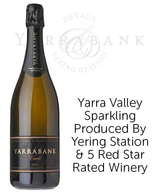 Yarrabank Yarra Valley Cuvee 2015