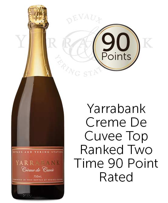 Yarrabank Yarra Valley Crème de Cuvee NV
