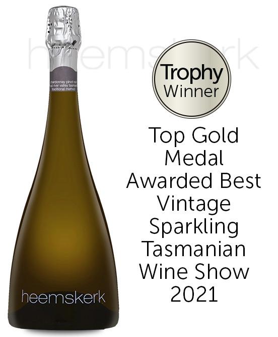 Heemskerk Tasmanian Sparkling Chardonnay Pinot Noir 2014