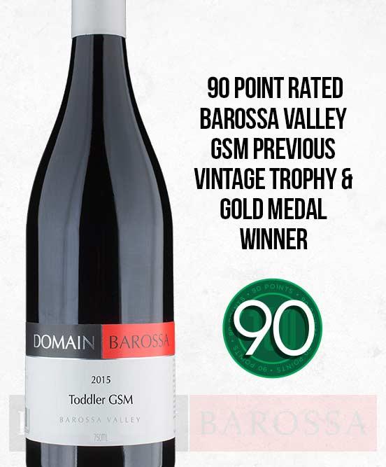 Domain Barossa Toddler GSM Barossa Valley 2015
