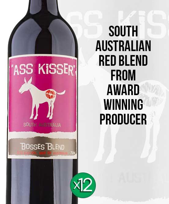 Ass Kisser Bosses Blend Red Nv Dozen