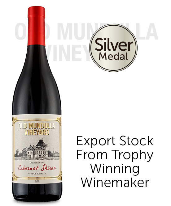 Old Mundulla Vineyard Limestone Coast Cabernet Shiraz 2018