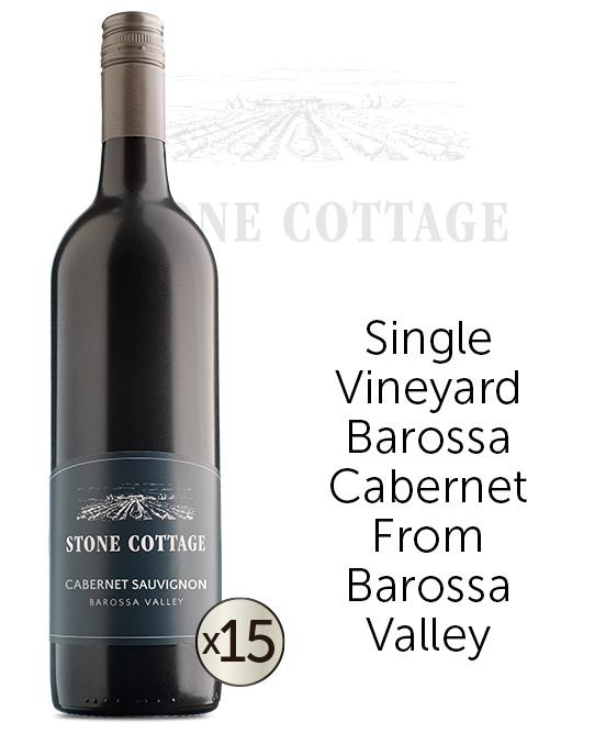 Stone Cottage Barossa Cabernet Sauvignon 2016 Bundle