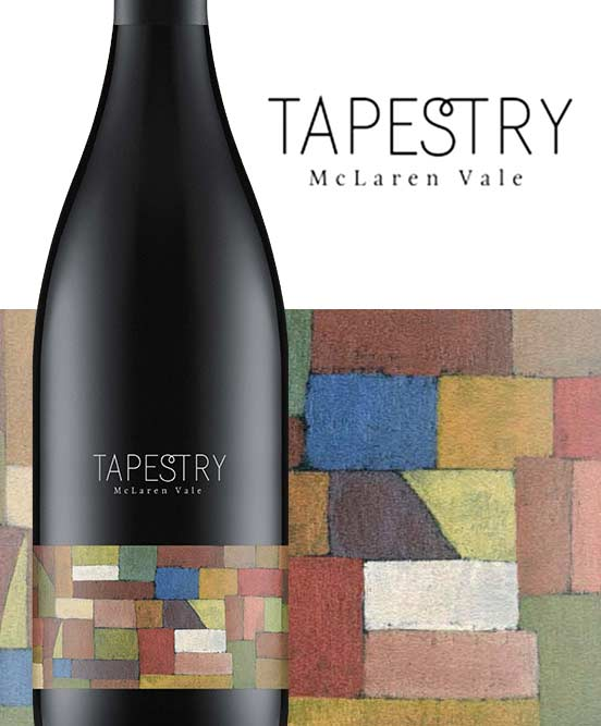 Tapestry The Vincent McLaren Vale Shiraz 2016