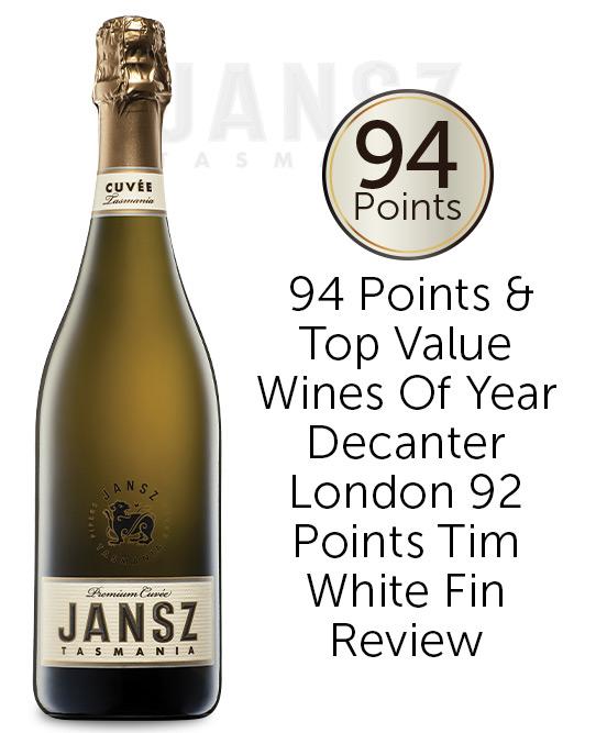 Jansz Tasmania Premium Cuvee Nv