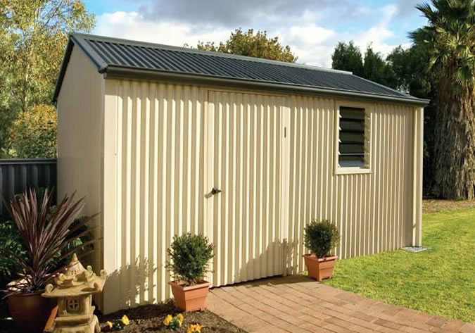 Stratco Shed Stories - Stratco Handi-Mate