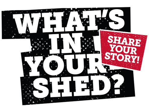 Stratco Handi-Mate - What's In Your Shed