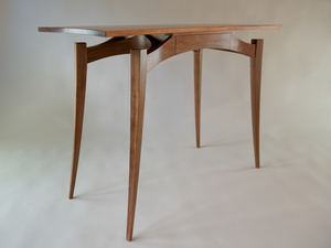Mantis Table by Ben Percy - Table, Tasmanian Blackwood