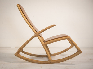 The Rockers by Ben Percy - Rocking Chair, Chair