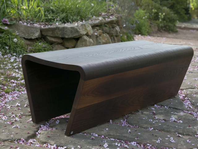 Ash Bench by Ben Percy - Bench, American Ash