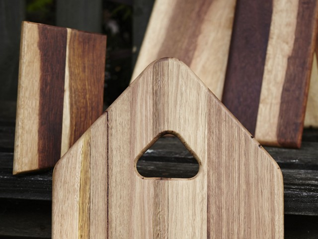 Serving Boards by Sankhara Co - Ironbark, Blackbutt, Stringybark, Recycled, Bread Board, Cheese Board