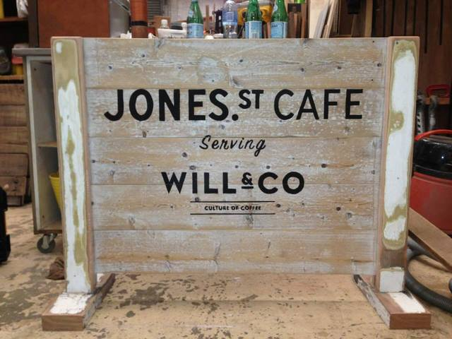 Timber Signs by Josh Pinkus - Timber Signs, Signage, Hand Painted