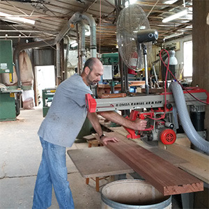 Michael Zolotarev, Bespoke Woodworker & Furniture Maker from Pagewood, NSW