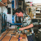 Nathaniel Grey, Bespoke Woodworker & Furniture Maker from Bondi Junction, NSW