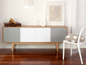 S180 SIDEBOARD by Senkki Furniture - Sideboard, Entertainment Unit, Mid Century, Media Unit, Cabinet, Storage, Retro, Modern, Contemporary, Furniture