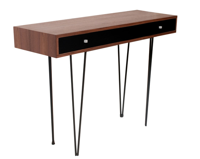 H120 HALL TABLE by Senkki Furniture - Hall Table, Hall Stand, Side Table, Custom Furniture, Desk, Workstation, Bespoke, Mid Century, Console, Console Table