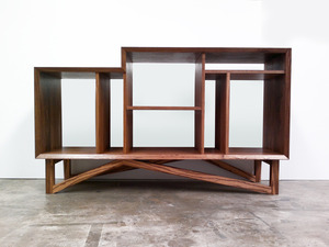 Media Unit by Aidan Morris - Timber, Media Unit, TV Unit, Entertainment Unit