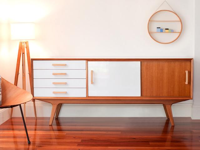 RM180 SIDEBOARD by Senkki Furniture - Sideboard, Storage, Custom Furntiure, Cabinet, Entertainment Unit, Media Unit, Retro, Mid Century, Modern, Mid Century Modern