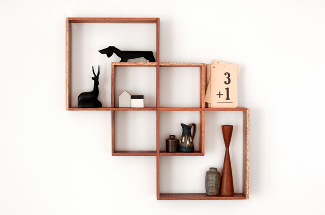 3 box shadow box shelf meranti by senkki furniture. Black Bedroom Furniture Sets. Home Design Ideas