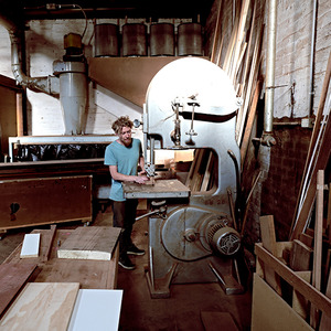 Chris Wann, Bespoke Woodworker from Reservior, VIC