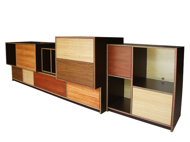 PM Wall Unit by Martin Davis - Cabinet, Wall Unit, Storage