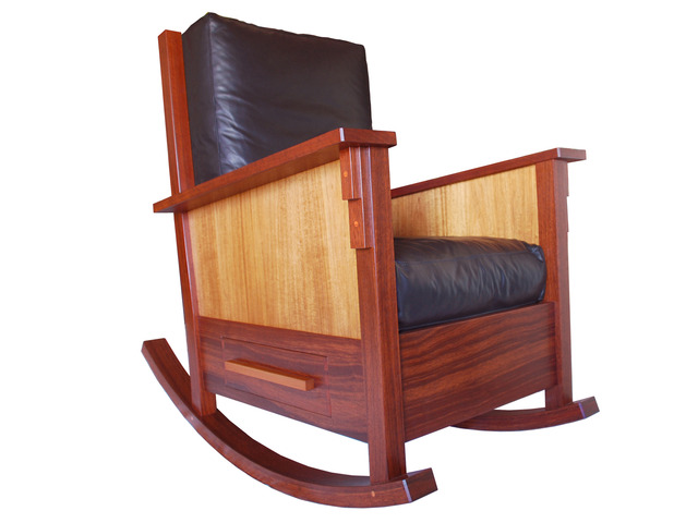 Ripponlea Rocker by Martin Davis - Rocking Chair, Baby