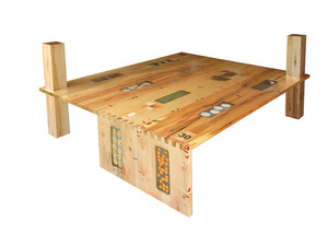 Pallet Table 2 by Martin Davis - Coffee Table, Recycled, Timber