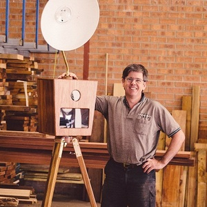 Evan Dunstone, Bespoke Woodworker from Queanbeyan, NSW