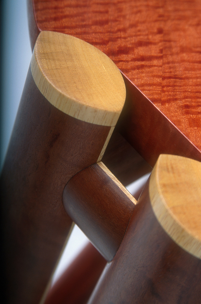 Evan Dunstone, Bespoke Woodworker from Queanbeyan, NSW