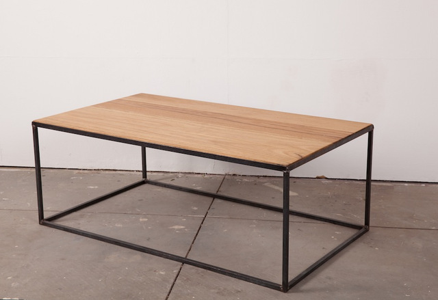 Steel Frame Table Images