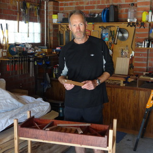 Neale Thompson, Bespoke Woodworker from Ballarat, VIC