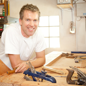 Peter Walker, Bespoke Woodworker from Beldon, WA