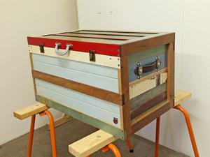 Saratoga Trunk by A Good Looking Man  - Trunk, Box, Storage