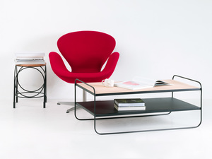 Curve Coffee Table by Redfox & Wilcox - Coffee Table