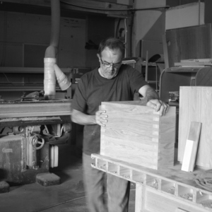 Christopher Lyon, Bespoke Woodworker from Currumbin, QLD